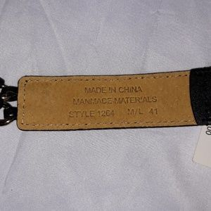 Cache Accessories - Nwt cache belt 41 inches long heavy duty
